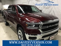 New 2019 Ram 1500 BIG HORN / LONE STAR CREW CAB 4X4 5'7 BOX Crew Cab in Albert Lea, MN