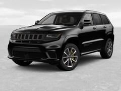 New 2018 Jeep Grand Cherokee TRACKHAWK 4X4 Sport Utility in Albert Lea, MN
