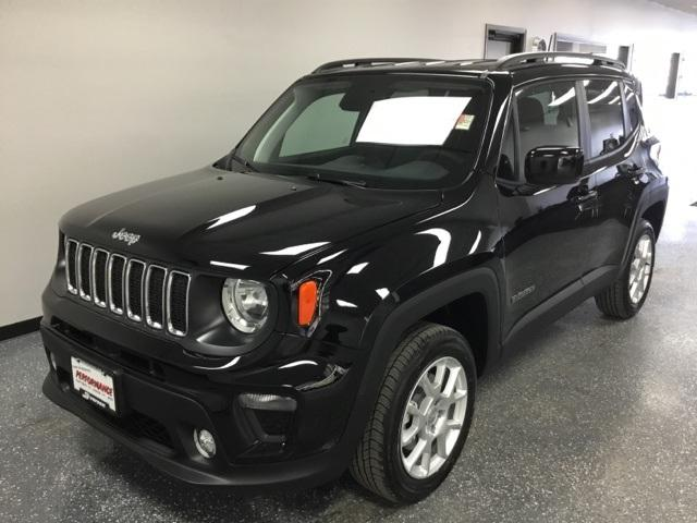 Featured new 2019 Jeep Renegade LATITUDE 4X4 Sport Utility for sale in Albert Lea, MN