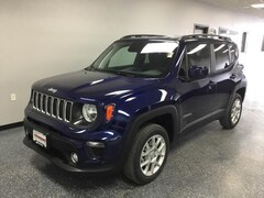 New 2019 Jeep Renegade LATITUDE 4X4 Sport Utility in Albert Lea, MN