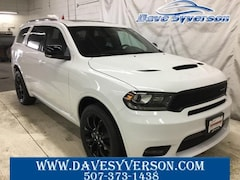 New 2019 Dodge Durango GT PLUS AWD Sport Utility in Albert Lea, MN