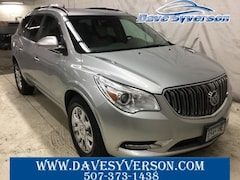 Used 2014 Buick Enclave Leather SUV 5GAKVBKD9EJ162413 in Albert Lea, MN