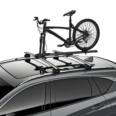Roof Mount Bike