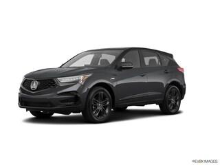New 2020 Acura RDX SH-AWD SUV in Sylvania, OH