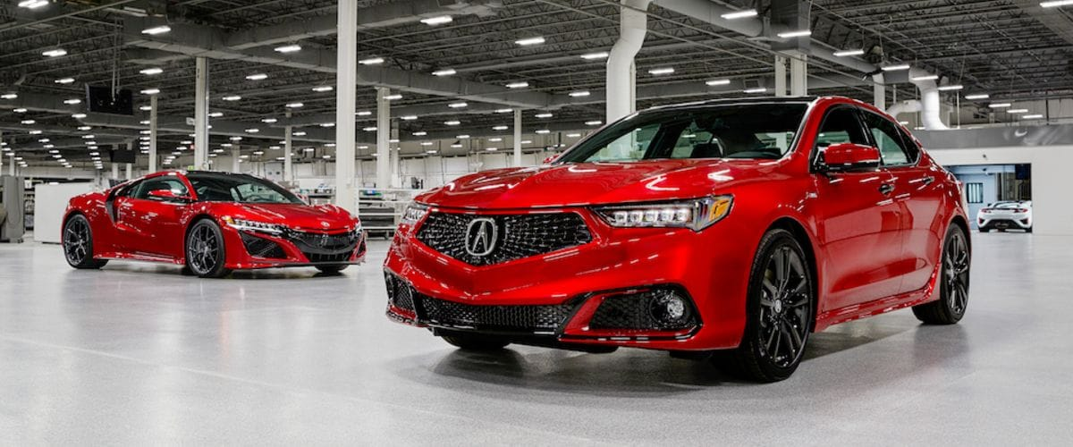 New Acura TLX in Sylvania