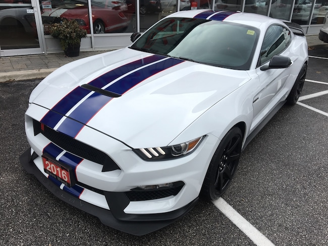 2016 Ford Mustang Shelby GT350R, tec package Coupe