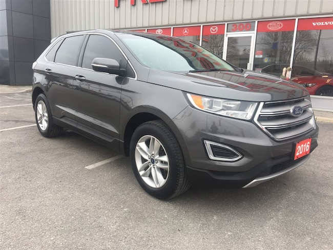 2016 Ford Edge SEL, AWD. V6, tow package. SUV