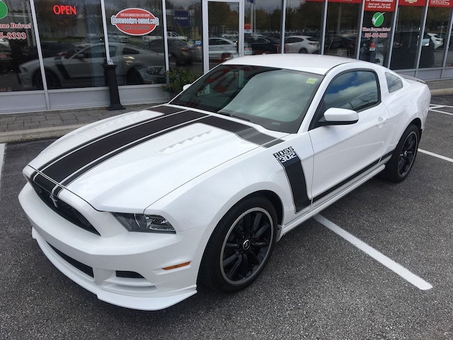 2013 Ford Mustang Boss 302, 5, 000 km., track key Coupe