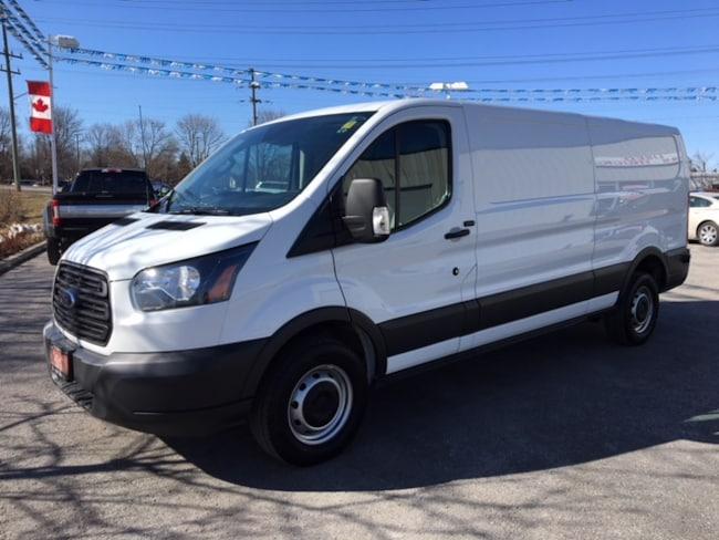 2017 Ford Transit 148wb Van Low Roof Cargo Van