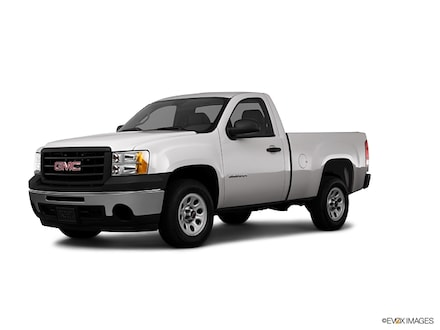 2011 GMC Sierra 1500 Work Truck Truck Regular Cab