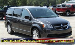 2019 Dodge Grand Caravan SE Passenger Van for sale in Corry, PA at DAVID Corry Chrysler Dodge Jeep Ram