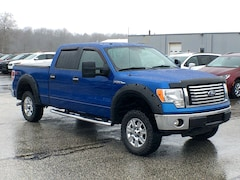 2010 Ford F-150 Truck SuperCrew Cab 1FTFW1EV1AFB78954 for sale in Corry, PA at DAVID Corry Chrysler Dodge Jeep Ram
