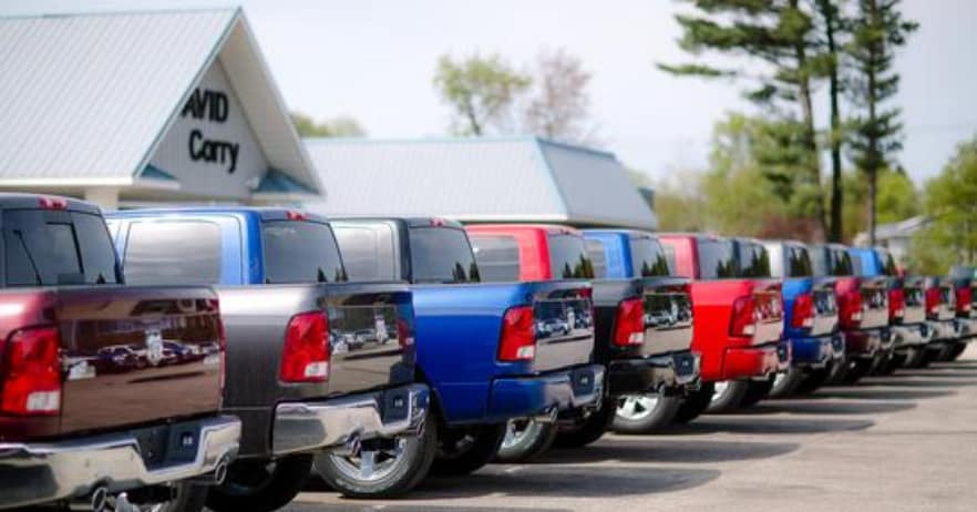 David Corry Used Trucks for Sale in Corry, PA