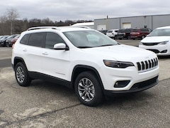 2019 Jeep Cherokee LATITUDE PLUS 4X4 Sport Utility 1C4PJMLB1KD398928 for sale in Corry, PA at DAVID Corry Chrysler Dodge Jeep Ram
