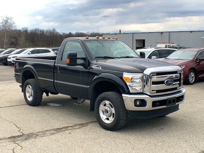 Used 2016 Ford Super Duty F-250 SRW Truck Regular Cab for sale in Corry, PA at DAVID Corry Chrysler Dodge Jeep Ram