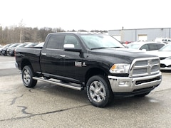 2018 Ram 2500 BIG HORN CREW CAB 4X4 6'4 BOX Crew Cab 3C6UR5DL5JG381258 for sale in Corry, PA at DAVID Corry Chrysler Dodge Jeep Ram