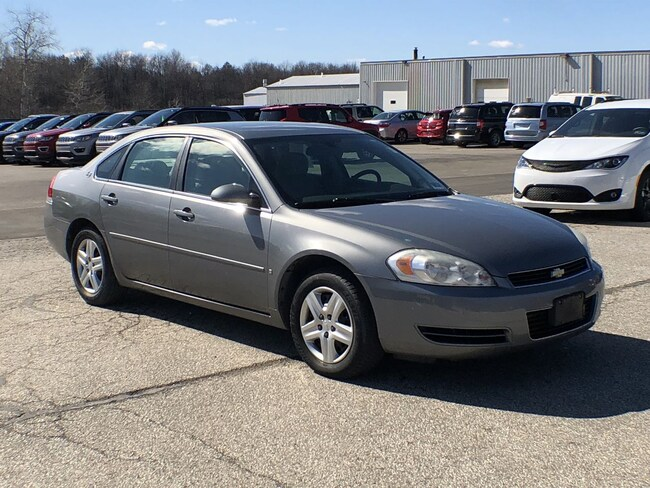 Used 2006 Chevrolet Impala LS Sedan for sale in Corry, PA at DAVID Corry Chrysler Dodge Jeep Ram