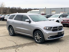 2017 Dodge Durango GT SUV 1C4RDJDG5HC606820 for sale in Corry, PA at DAVID Corry Chrysler Dodge Jeep Ram