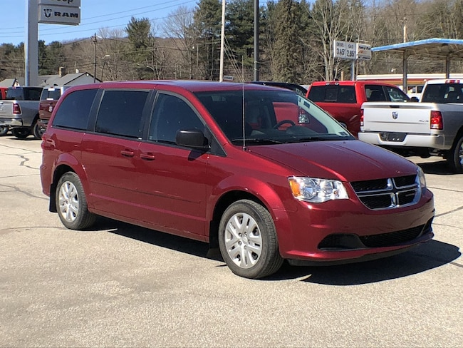 Used 2014 Dodge Grand Caravan SE Van for sale in Corry, PA at DAVID Corry Chrysler Dodge Jeep Ram