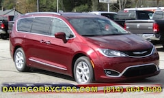 2019 Chrysler Pacifica TOURING L PLUS Passenger Van 2C4RC1EG3KR550800 for sale in Corry, PA at DAVID Corry Chrysler Dodge Jeep Ram