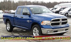 2019 Ram 1500 CLASSIC TRADESMAN QUAD CAB 4X4 6'4 BOX Quad Cab for sale in Corry, PA at DAVID Corry Chrysler Dodge Jeep Ram