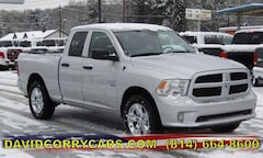 2019 Ram 1500 CLASSIC EXPRESS QUAD CAB 4X4 6'4 BOX Quad Cab for sale in Corry, PA at DAVID Corry Chrysler Dodge Jeep Ram