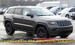 2019 Jeep Grand Cherokee ALTITUDE 4X4 Sport Utility for sale in Corry, PA at DAVID Corry Chrysler Dodge Jeep Ram
