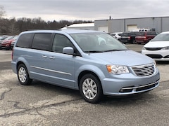 2016 Chrysler Town & Country Touring Van LWB Passenger Van 2C4RC1BG7GR221528 for sale in Corry, PA at DAVID Corry Chrysler Dodge Jeep Ram