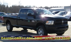 2018 Ram 2500 TRADESMAN CREW CAB 4X4 8' BOX Crew Cab 3C6UR5HJ3JG390467 for sale in Corry, PA at DAVID Corry Chrysler Dodge Jeep Ram