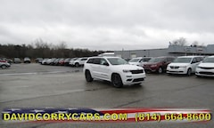 2019 Jeep Grand Cherokee LIMITED X 4X4 Sport Utility for sale in Corry, PA at DAVID Corry Chrysler Dodge Jeep Ram