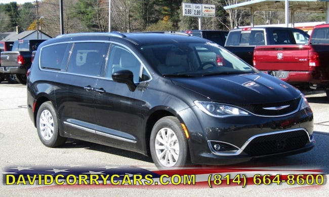 New 2019 Chrysler Pacifica TOURING L Passenger Van for sale in Corry, PA at DAVID Corry Chrysler Dodge Jeep Ram