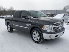 2019 Ram 1500 CLASSIC BIG HORN CREW CAB 4X4 5'7 BOX Crew Cab for sale in Corry, PA at DAVID Corry Chrysler Dodge Jeep Ram