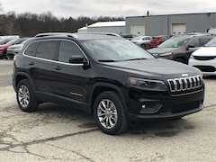 2019 Jeep Cherokee LATITUDE PLUS 4X4 Sport Utility 1C4PJMLBXKD398927 for sale in Corry, PA at DAVID Corry Chrysler Dodge Jeep Ram