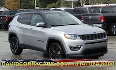 2019 Jeep Compass ALTITUDE 4X4 Sport Utility for sale in Corry, PA at DAVID Corry Chrysler Dodge Jeep Ram