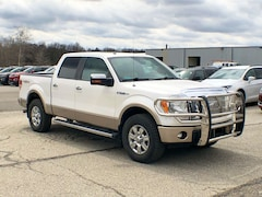 2011 Ford F-150 Truck SuperCrew Cab 1FTFW1EF3BFB89934 for sale in Corry, PA at DAVID Corry Chrysler Dodge Jeep Ram