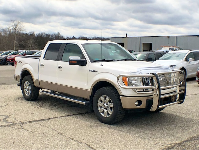 Used 2011 Ford F-150 Truck SuperCrew Cab for sale in Corry, PA at DAVID Corry Chrysler Dodge Jeep Ram