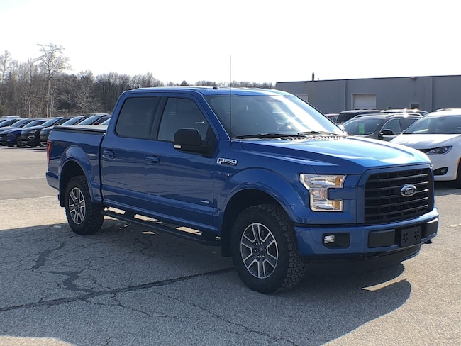 Used 2016 Ford F-150 Truck SuperCrew Cab for sale in Corry, PA at DAVID Corry Chrysler Dodge Jeep Ram
