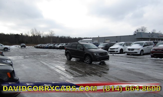 Used 2017 Dodge Journey GT GT AWD for sale in Corry, PA at DAVID Corry Chrysler Dodge Jeep Ram