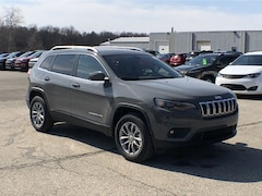 2019 Jeep Cherokee LATITUDE PLUS 4X4 Sport Utility 1C4PJMLBXKD391377 L224 for sale in Corry, PA at DAVID Corry Chrysler Dodge Jeep Ram