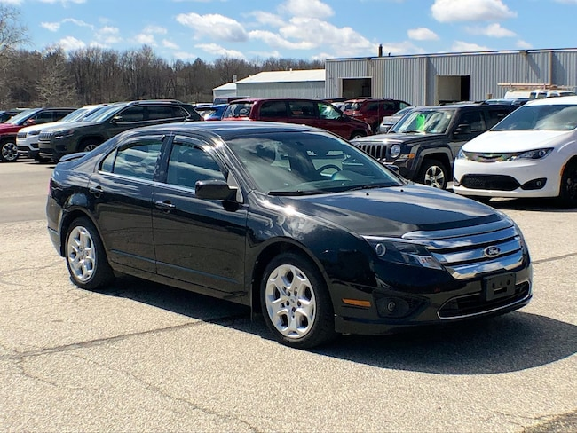 Used 2011 Ford Fusion SE Sedan for sale in Corry, PA at DAVID Corry Chrysler Dodge Jeep Ram