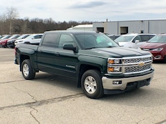 2015 Chevrolet Silverado 1500 LT Truck Crew Cab 3GCUKREC3FG169095 for sale in Corry, PA at DAVID Corry Chrysler Dodge Jeep Ram