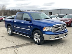 2017 Ram 1500 Big Horn Truck Crew Cab 1C6RR7LT7HS620914 for sale in Corry, PA at DAVID Corry Chrysler Dodge Jeep Ram