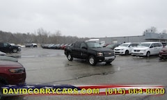 2010 Chevrolet Avalanche LT 4WD Crew Cab LT 3GNVKFE0XAG161553 for sale in Corry, PA at DAVID Corry Chrysler Dodge Jeep Ram
