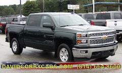2015 Chevrolet Silverado 1500 LT 4WD Crew Cab 143.5 LT w/1LT for sale in Corry, PA at David Corry Chrysler Dodge Jeep Ram