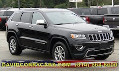 2015 Jeep Grand Cherokee Limited 4WD  Limited 1C4RJFBG5FC919937 for sale in Corry, PA at DAVID Corry Chrysler Dodge Jeep Ram