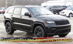 2019 Jeep Grand Cherokee UPLAND 4X4 Sport Utility for sale in Corry, PA at DAVID Corry Chrysler Dodge Jeep Ram