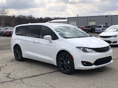 2019 Chrysler Pacifica TOURING PLUS Passenger Van 2C4RC1FG9KR573870 for sale in Corry, PA at DAVID Corry Chrysler Dodge Jeep Ram