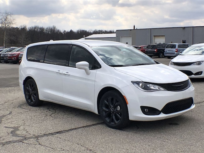 New 2019 Chrysler Pacifica TOURING PLUS Passenger Van for sale in Corry, PA at DAVID Corry Chrysler Dodge Jeep Ram