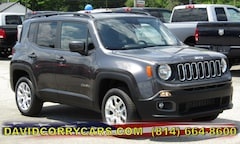 2018 Jeep Renegade LATITUDE 4X4 Sport Utility ZACCJBBB6JPH38191 for sale in Corry, PA at David Corry CDJR