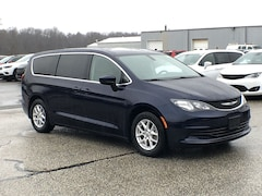 2017 Chrysler Pacifica Touring Van 2C4RC1DG6HR512438 for sale in Corry, PA at DAVID Corry Chrysler Dodge Jeep Ram